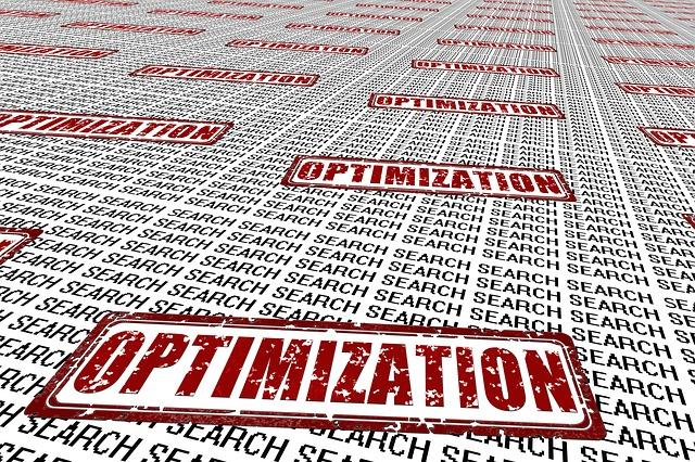 nápisy, search, optimalizion