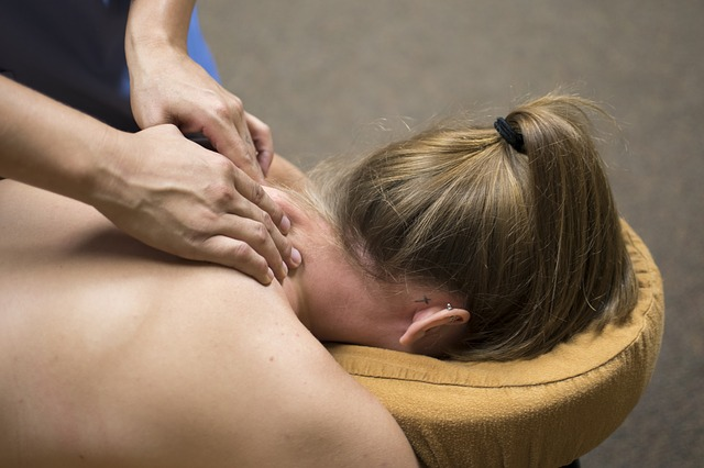 masáž od terapeuta