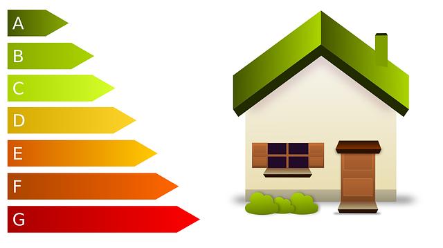 energetická třída domu