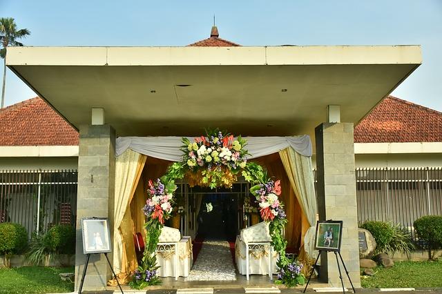svatební prostory