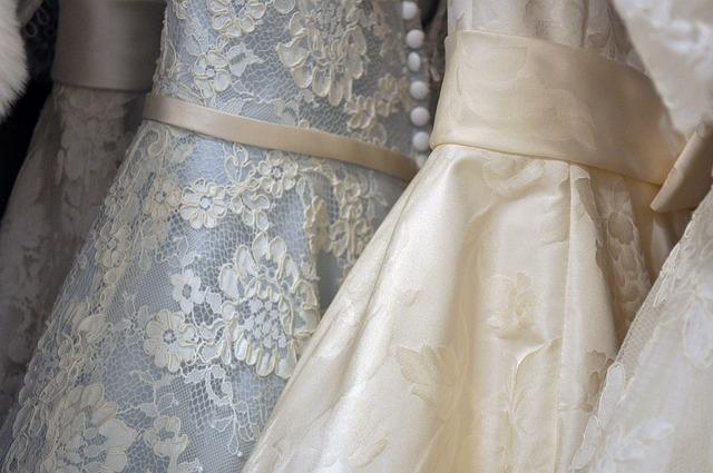 šaty pro nevěsty