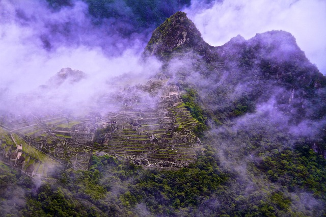 Pohoří v Peru